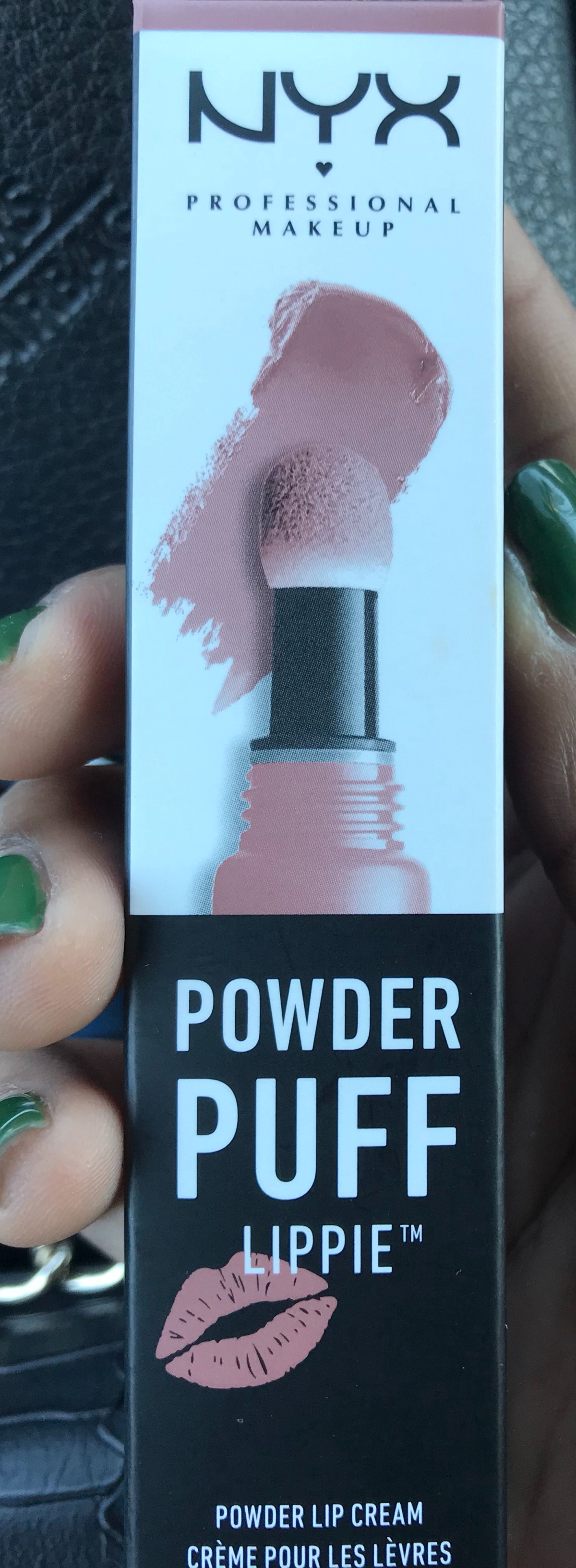 Product review: NYX Powder Puff Lippie