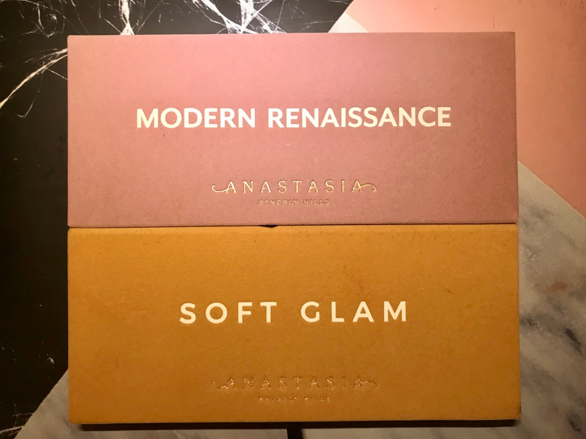 2 of the Same? ABH Modern  Renaissance vs Soft Glam