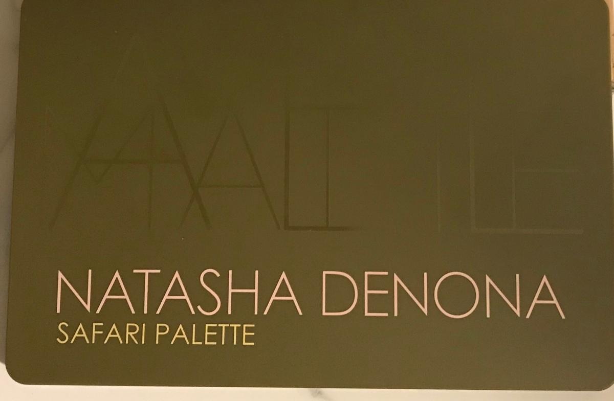 Splurge-worthy??? #5: Natasha Denona SafariPalette