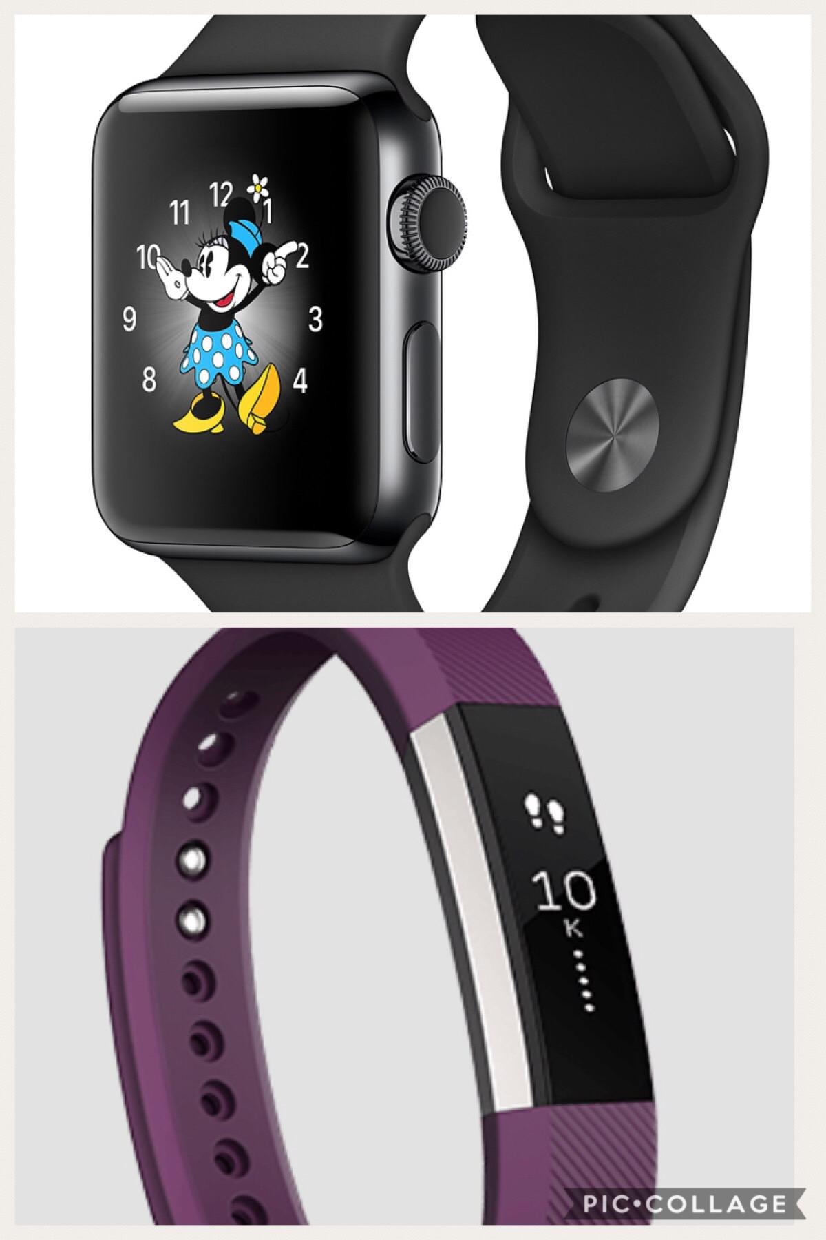 Battle of the Brands: Wearable Tech: Apple Watch vs. FitbitAlta