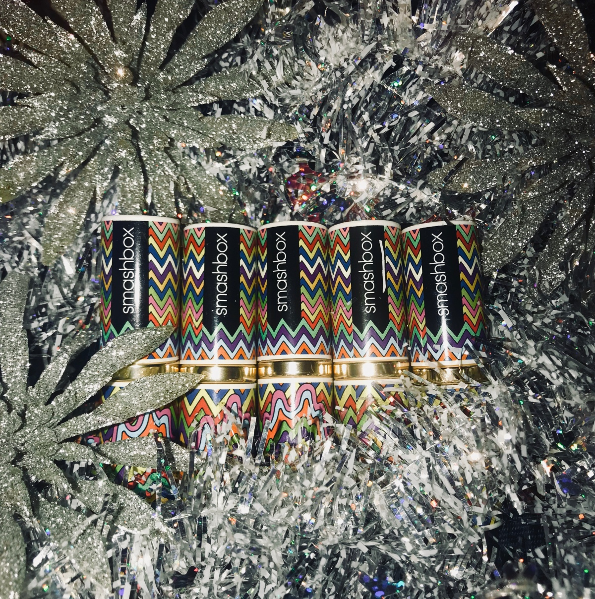 Holiday Review: Smashbox Holidaze: Be Legendary Lipstick + Lip MattifierSet