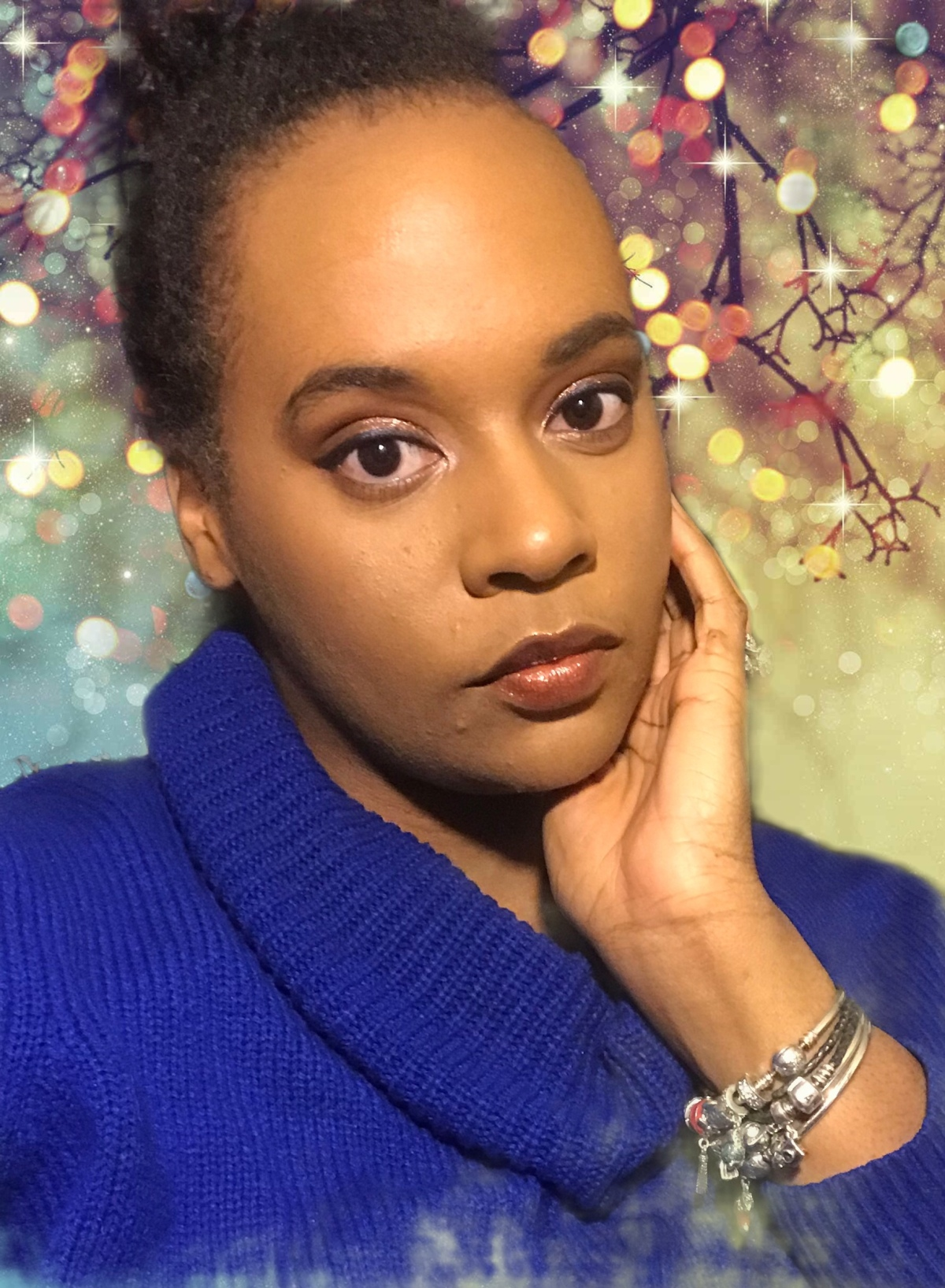 5-minute Holiday MakeupTutorial