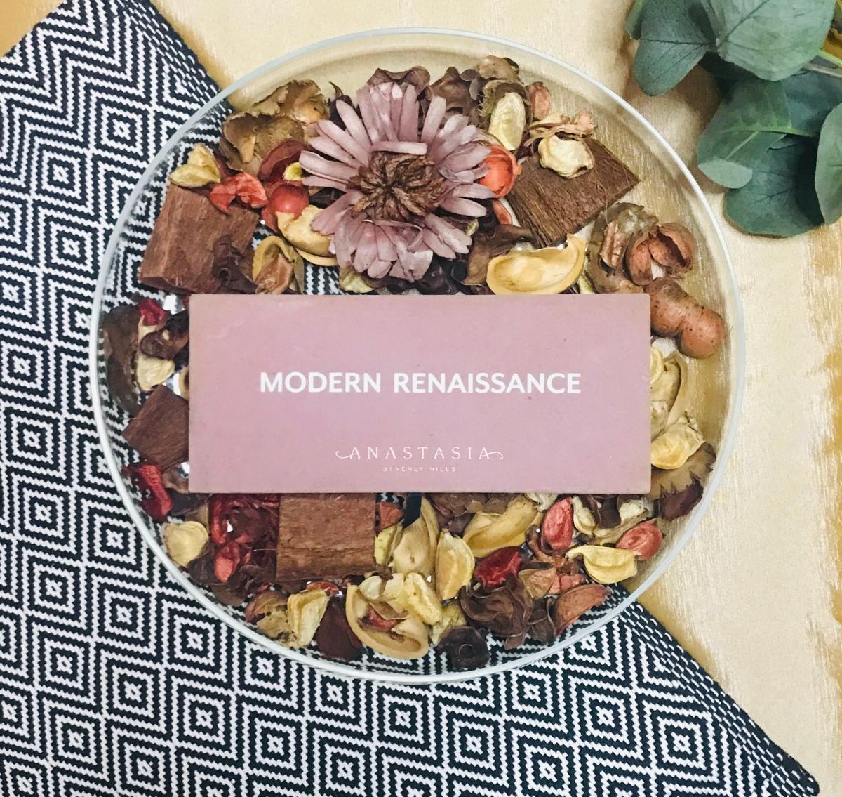 Anastasia Beverly Hills Modern Renaissance| Swatch Stories#5