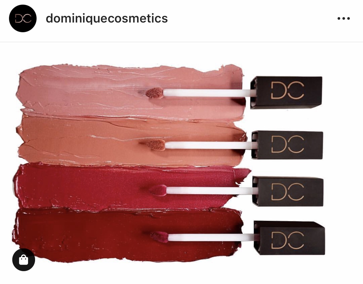 The Blade by Dominique Cosmetics #12